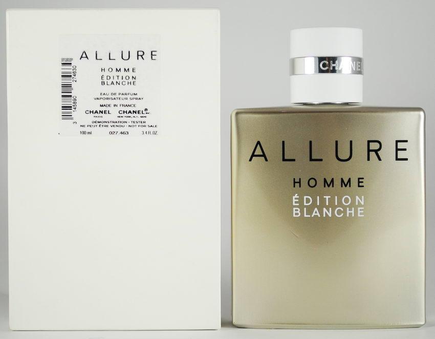 Chanel Allure Homme Edition Blanche Eau De Parfum тестер