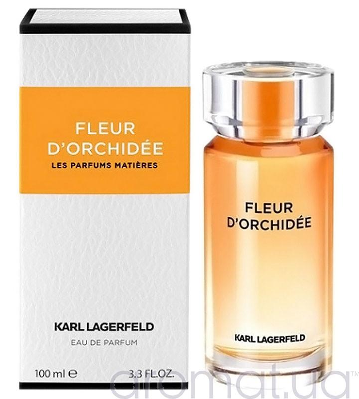 Parfums Les Lagerfeld Karl Fleur D'orchidee Matieres OZkXuPwTi
