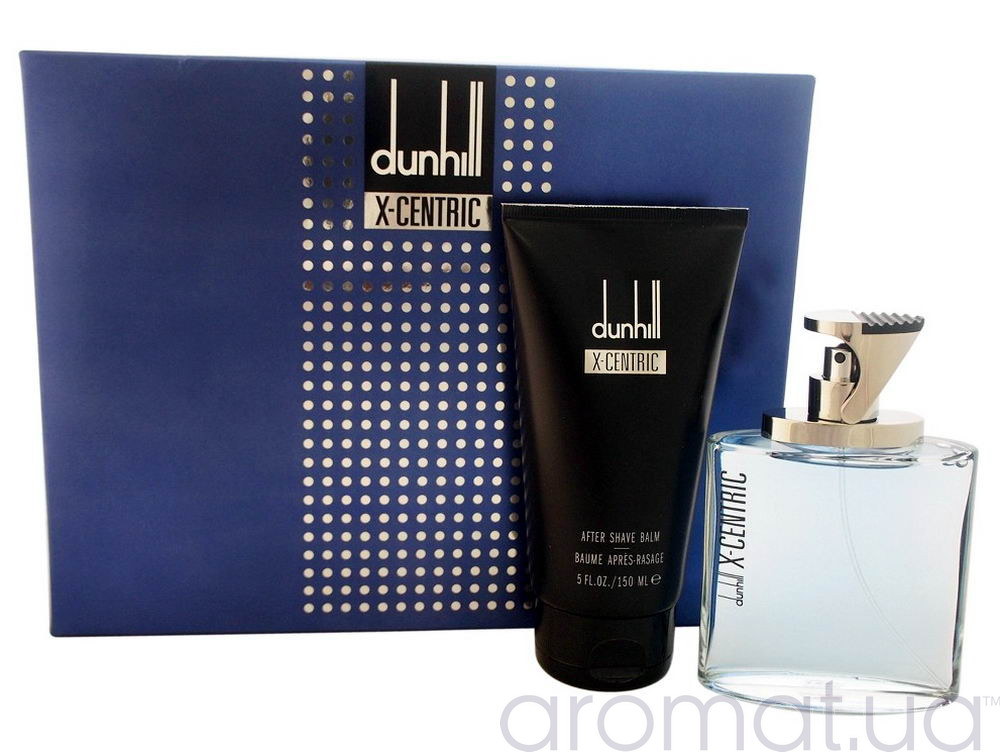 Alfred Dunhill X-Centric Набор edt 100 ml + ash/bal 150 ml