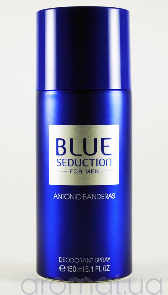 Antonio Banderas Blue Seduction For Men Deodorant Spray 150 ml