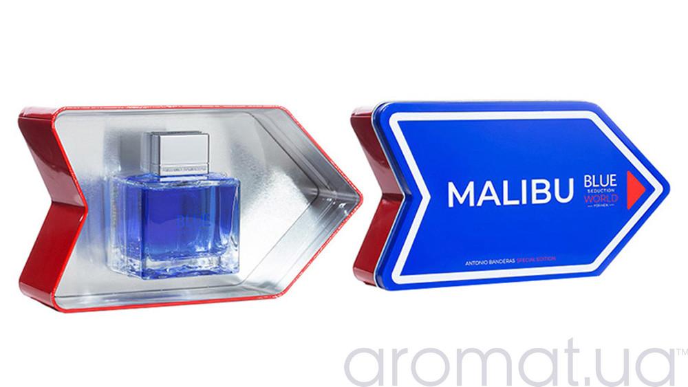 Antonio Banderas Blue Seduction For Men World Malibu