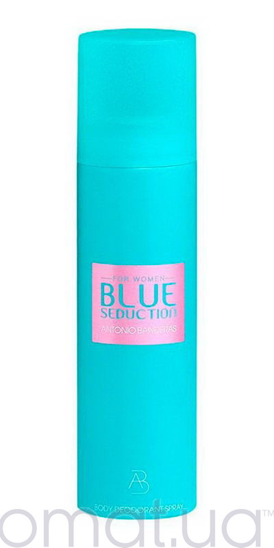 Antonio Banderas Blue Seduction For Women Deodorant Spray 150 ml