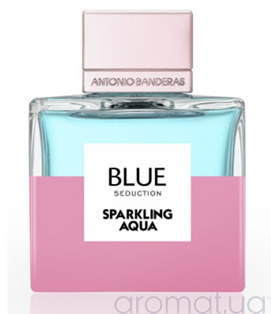 Antonio Banderas Blue Seduction For Women Sparkling Aqua