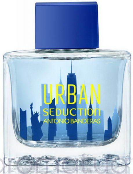 Antonio Banderas Blue Urban Seduction for Men Тестер