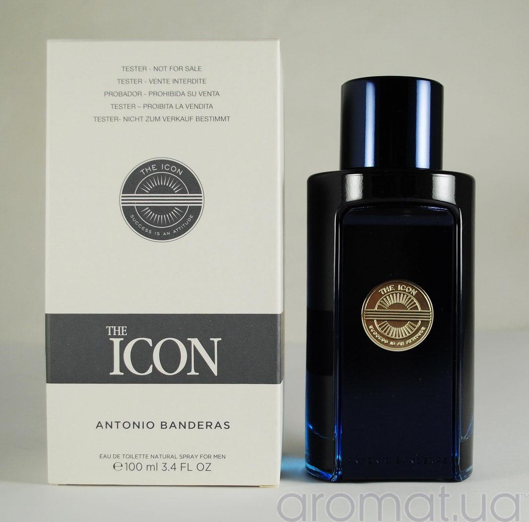 Antonio Banderas The Icon Тестер