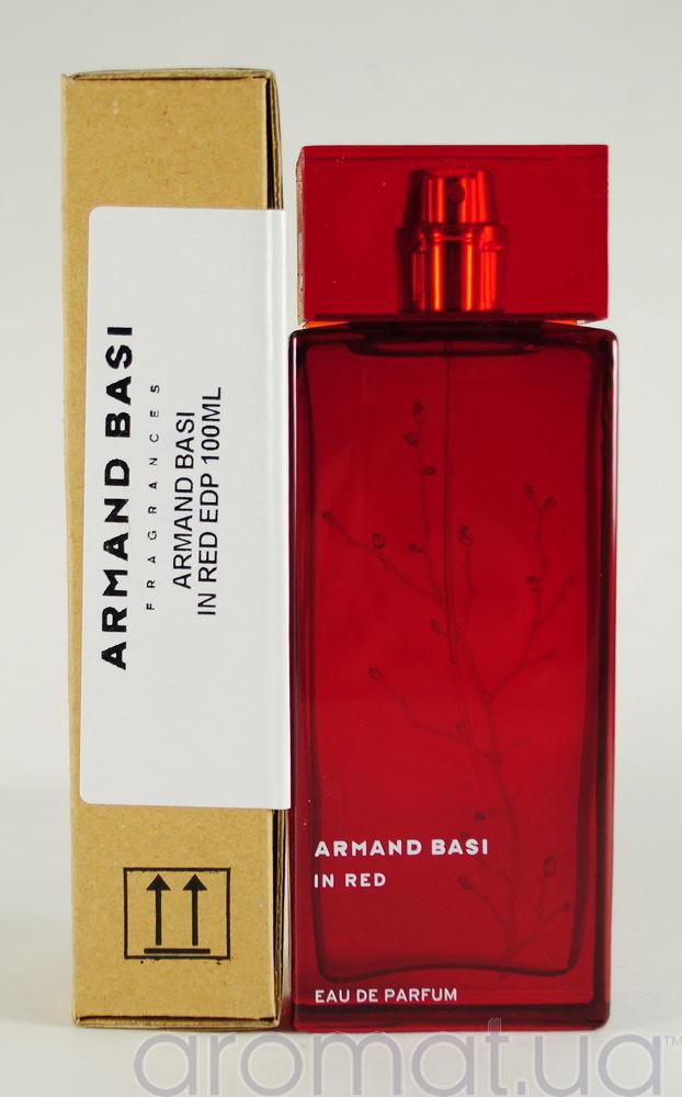 Armand Basi In Red Eau de Parfum Тестер