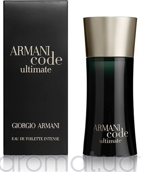 Armani Code Ultimate Pour Homme