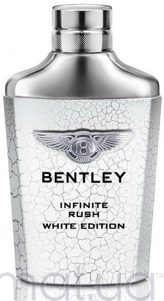 Bentley Infinite Rush White Edition