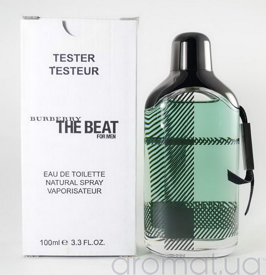 Burberry The Beat for Men Тестер