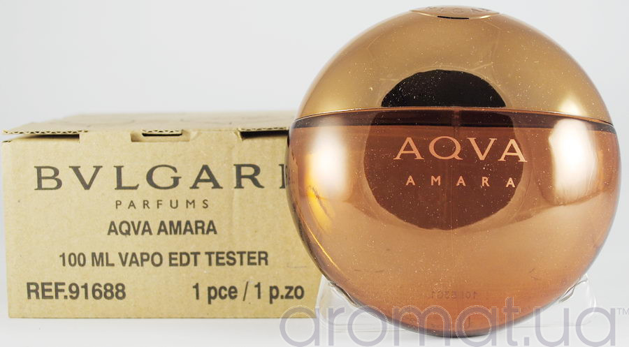 Bvlgari Aqva Amara Тестер