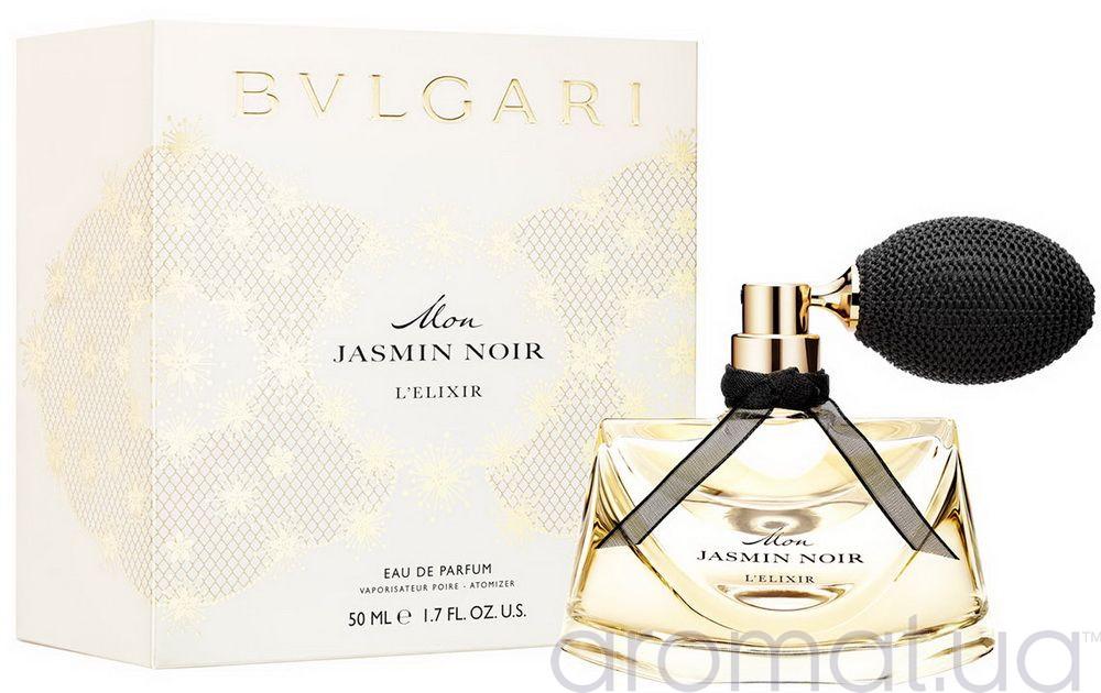 Bvlgari Mon Jasmin Noir L'Elixir