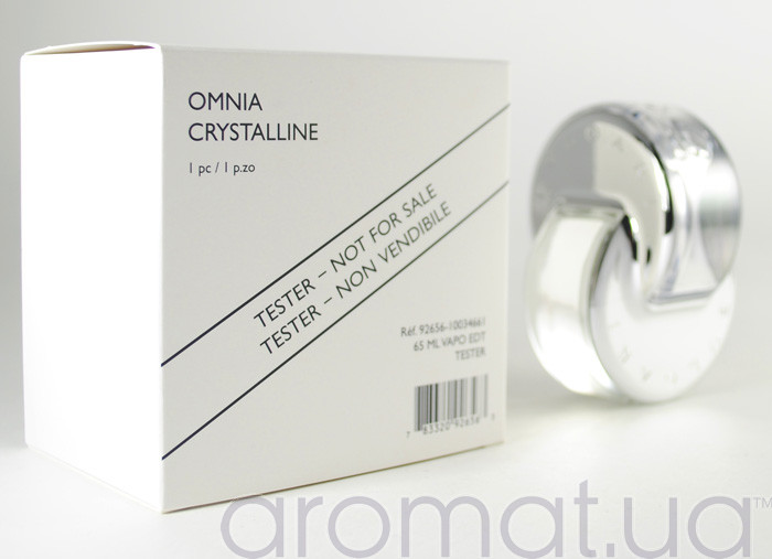 Bvlgari Omnia Crystalline Тестер