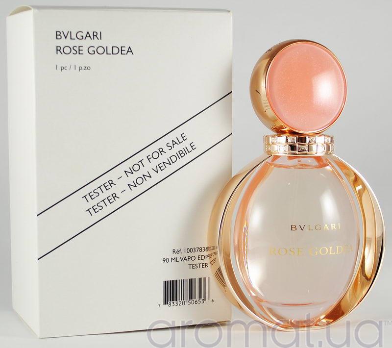 Bvlgari Rose Goldea Тестер
