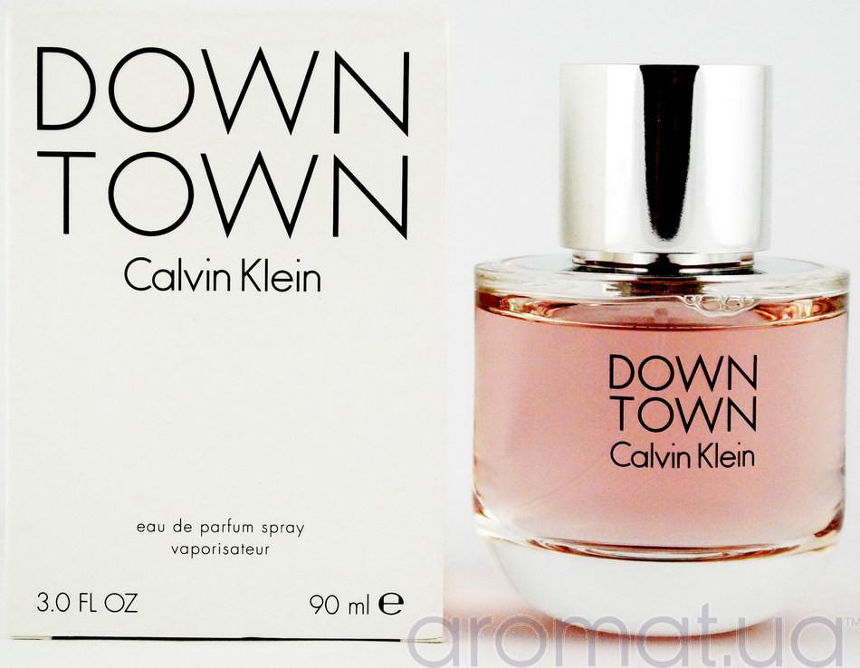 Calvin Klein Downtown Тестер