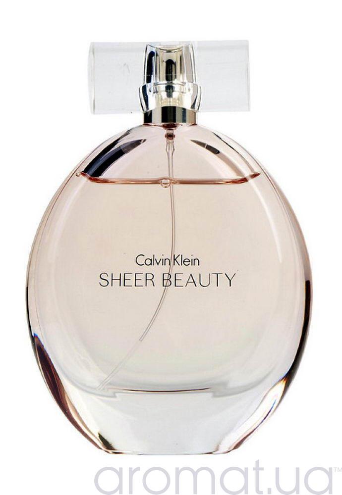 Calvin Klein Sheer Beauty Тестер