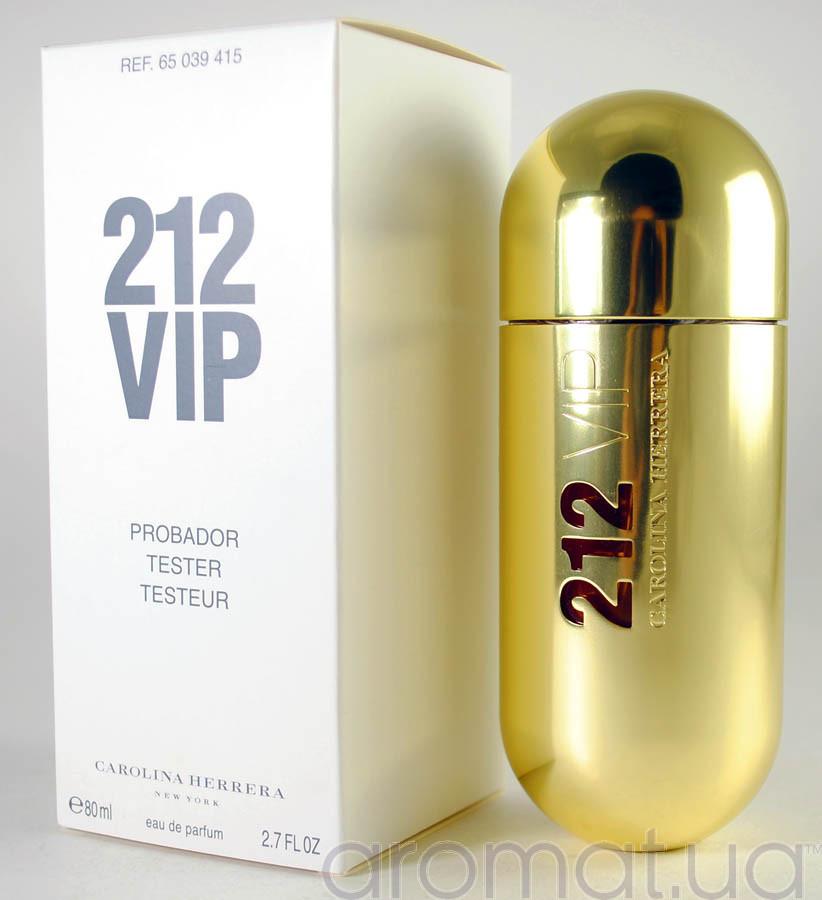 Carolina Herrera 212 VIP Woman Тестер