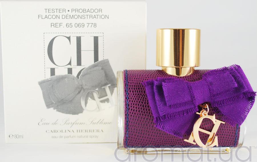 Carolina Herrera CH Eau de Parfum Sublime Тестер