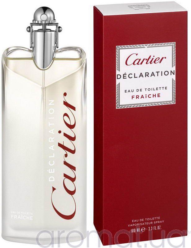 Cartier Declaration Fraiche