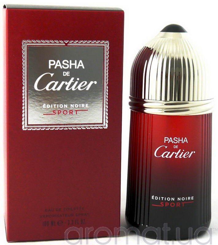 Cartier Pasha Noire Edition Sport