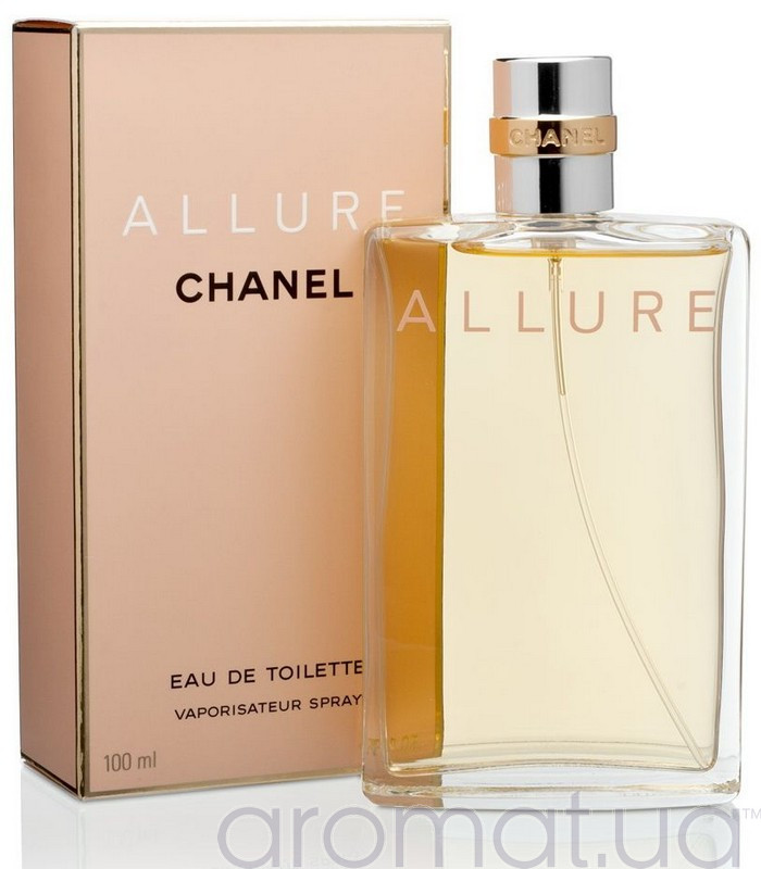 Chanel Allure Eau De Toilette
