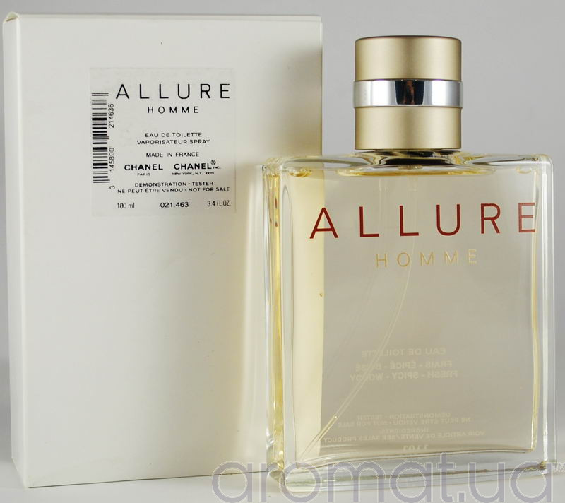 Chanel Allure Homme Тестер