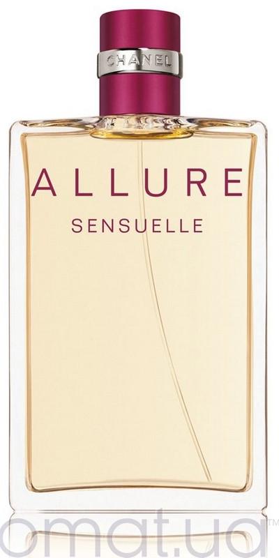 Chanel Allure Sensuelle Eau de Toilette Тестер