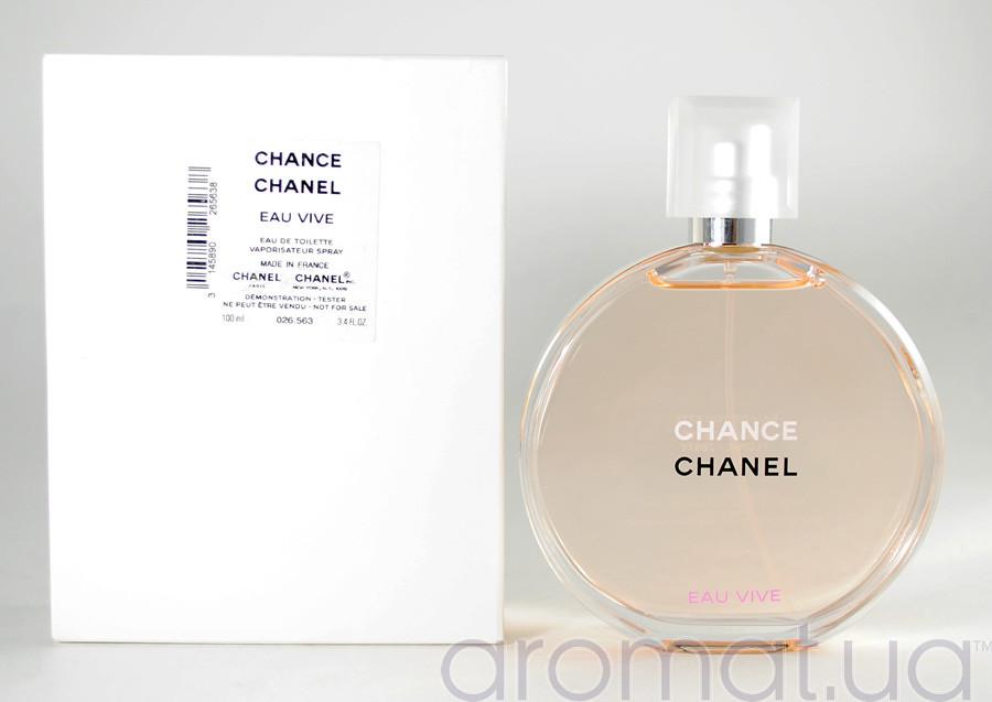 Chanel Chance Eau Vive Тестер