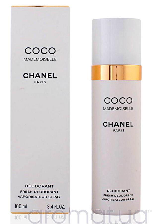 Chanel Coco Mademoiselle Deodorant Spray 100 ml