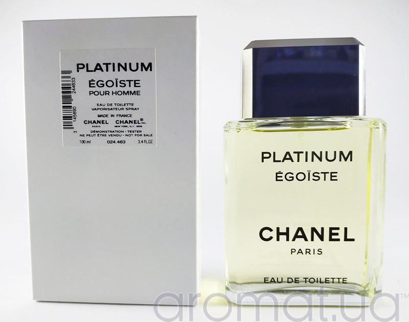 Chanel Egoiste Platinum Тестер
