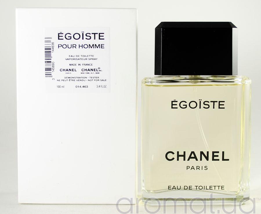 Chanel Egoiste Тестер