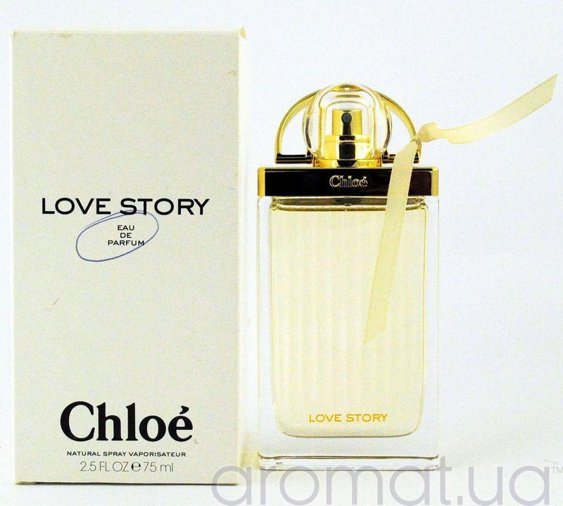 Chloe Love Story Тестер
