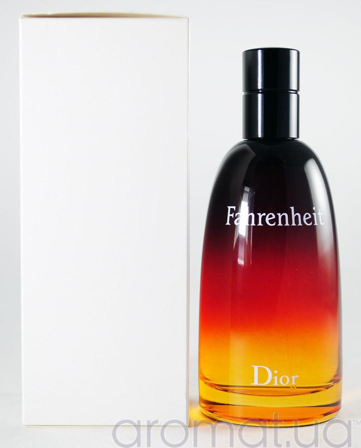 Christian Dior Fahrenheit Тестер