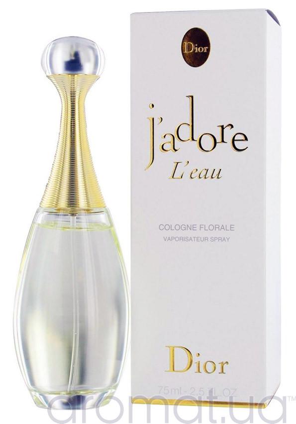 Christian Dior J'adore L'eau Cologne Florale Тестер