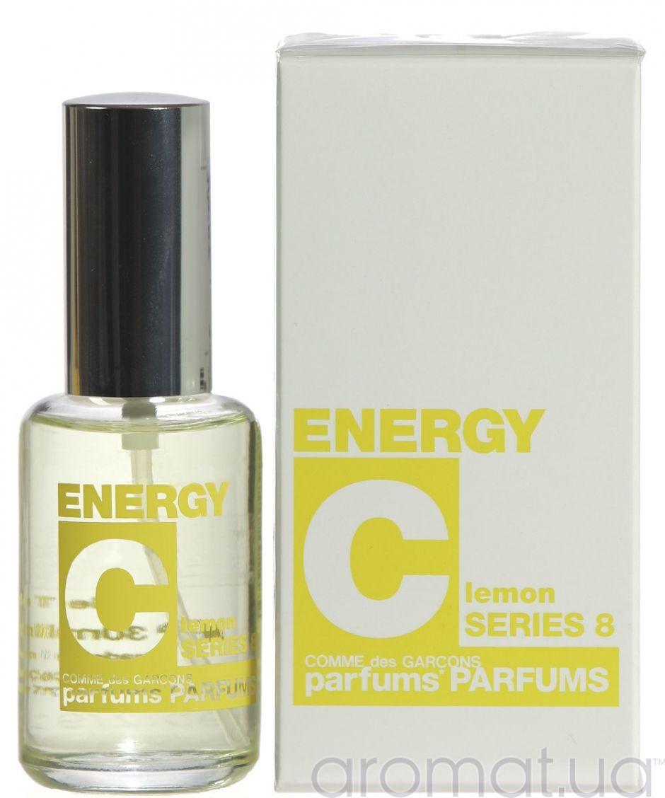 Comme des Garcons Series 8: Energy C Lemon