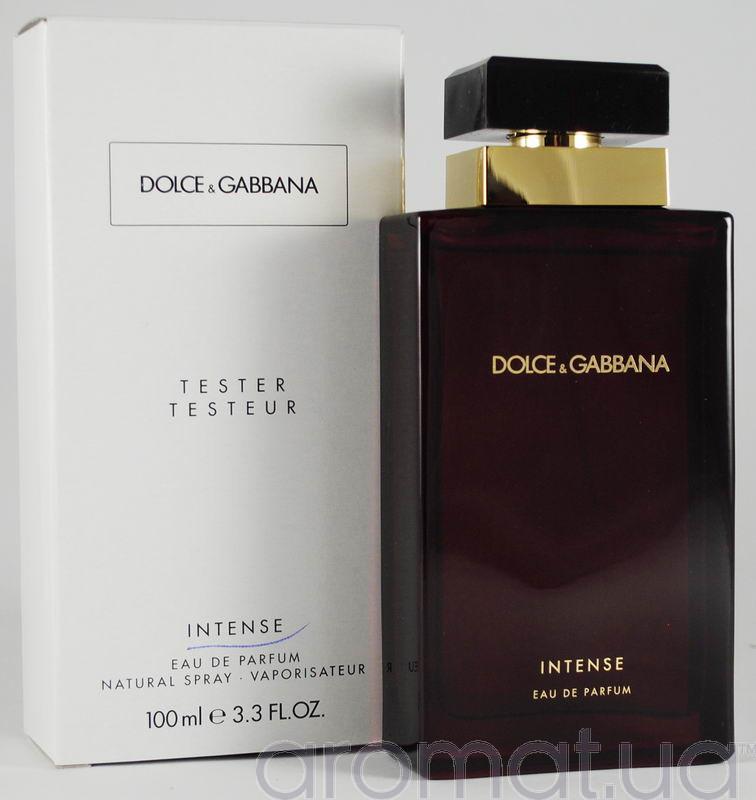 Dolce & Gabbana Pour Femme Intense Тестер
