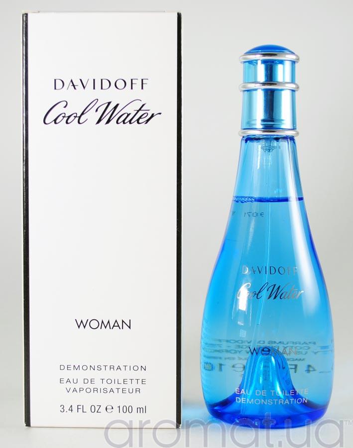 Davidoff Cool Water Woman Тестер