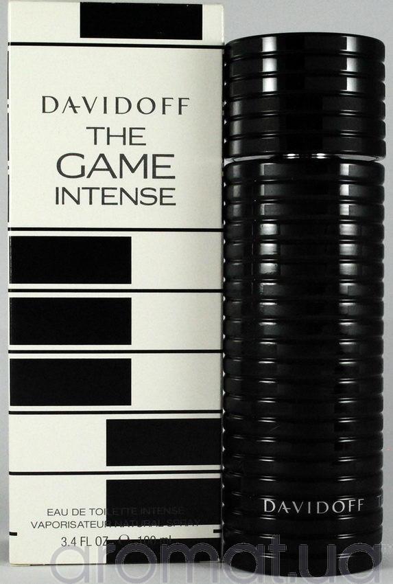 Davidoff The Game Intense Тестер