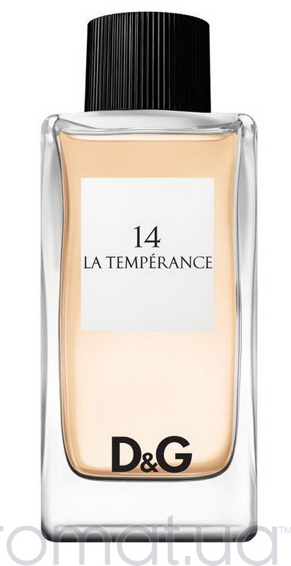 Dolce & Gabbana 14 La Temperance Тестер