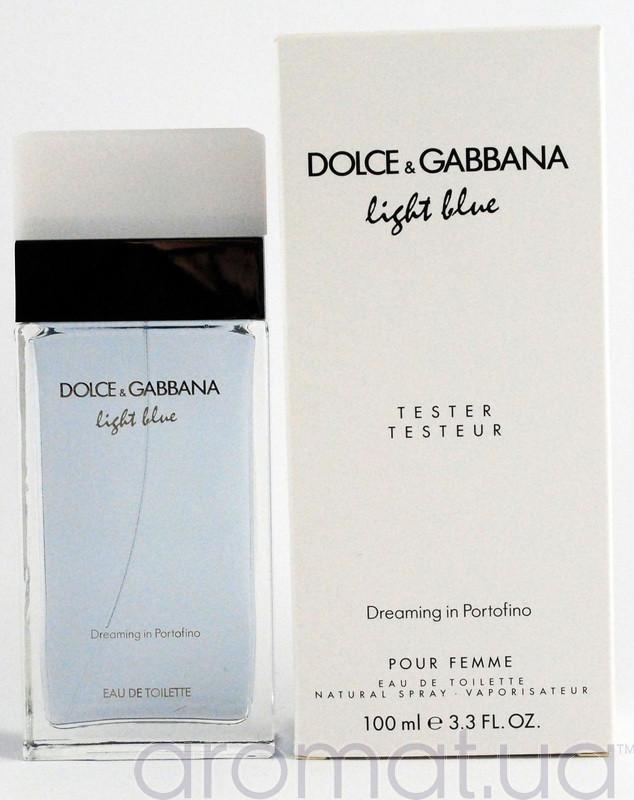 Dolce & Gabbana Light Blue Dreaming in Portofino Тестер