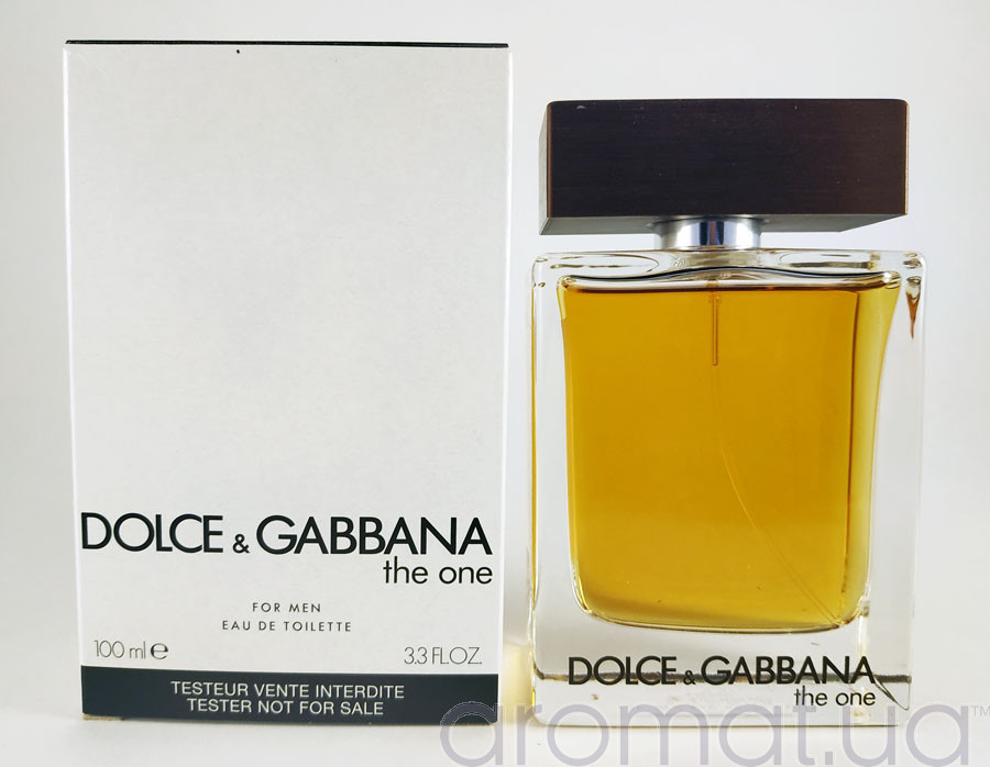 Dolce & Gabbana The One for Men Тестер