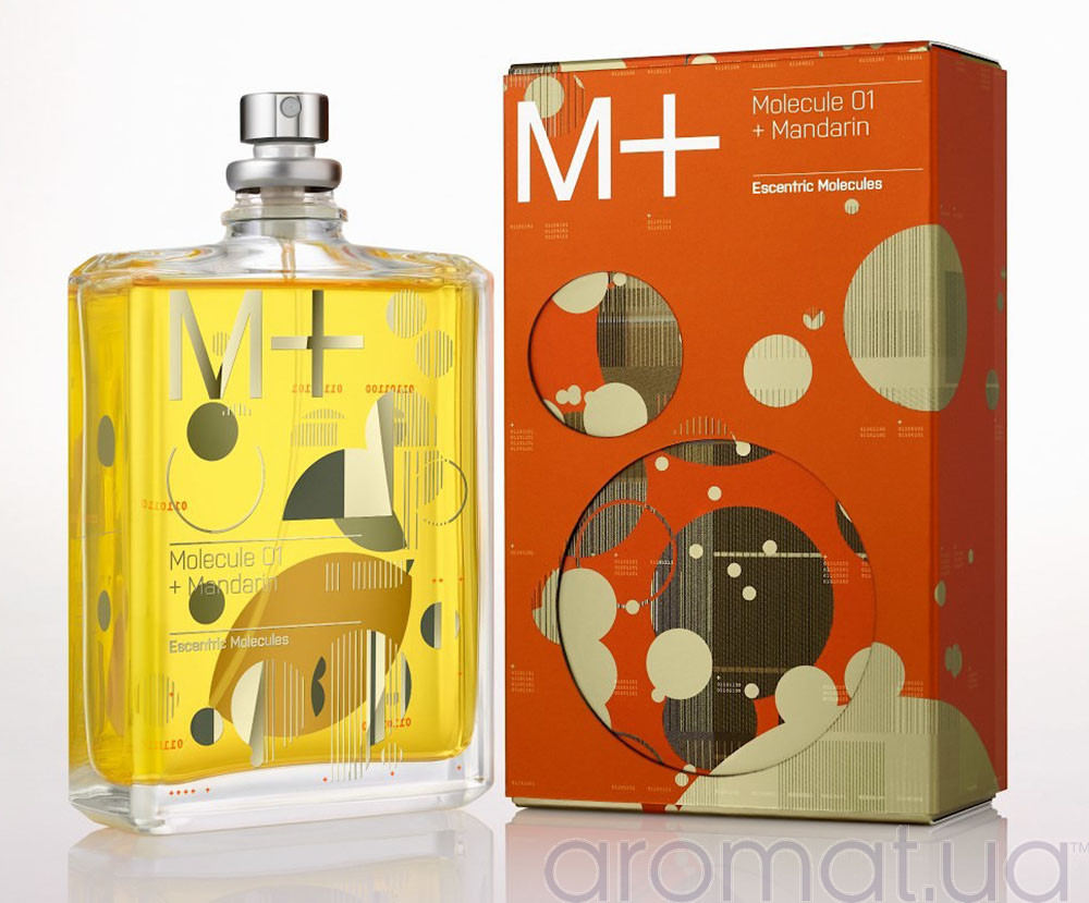 Escentric Molecules Molecule 01 + Mandarine