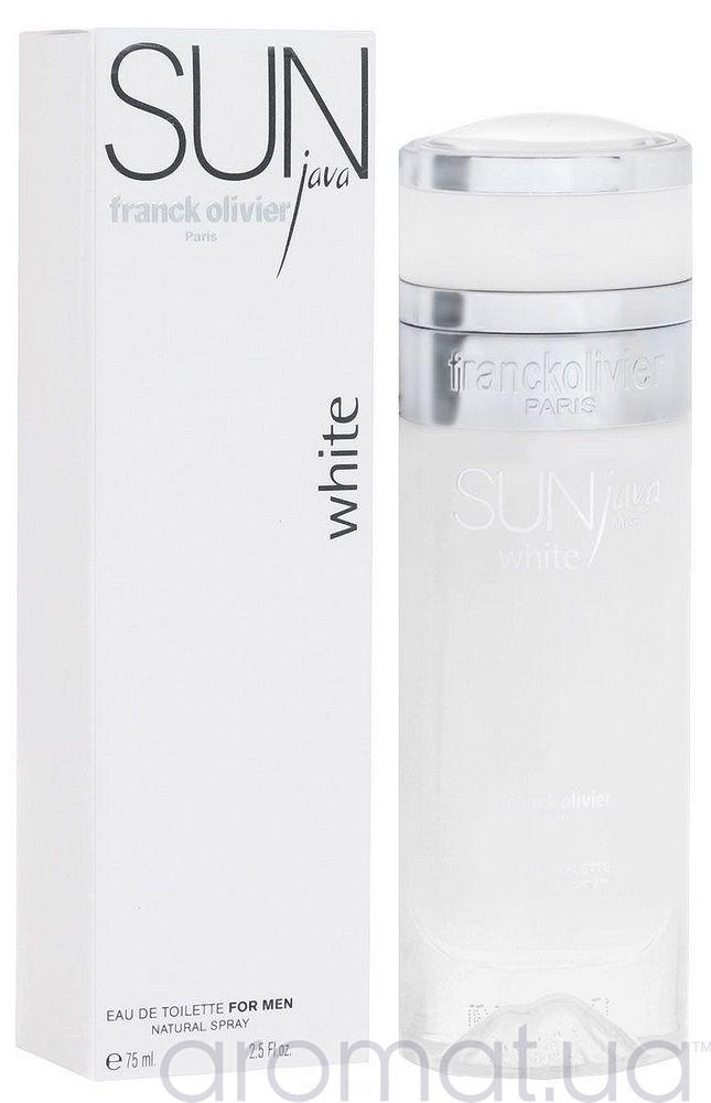 Franck Olivier Sun Java White for Men