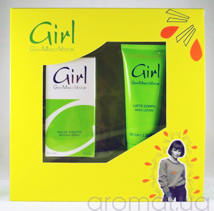 Gian Marco Venturi Girl Набор edt 30ml+b/loton 100 ml