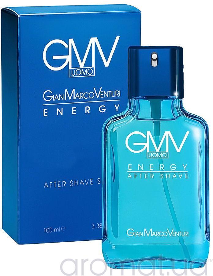 Gian Marco Venturi GMV Uomo Energy