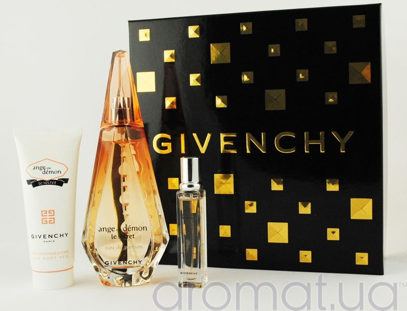 Givenchy Ange Ou Demon Le Secret Набор edp 100ml+b/lotion 75ml+mini edp 12.5ml