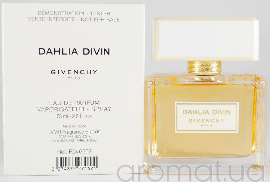 Givenchy Dahlia Divin Eau De Parfum Тестер
