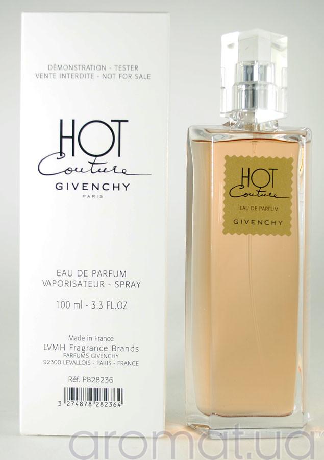 Givenchy Hot Couture Тестер