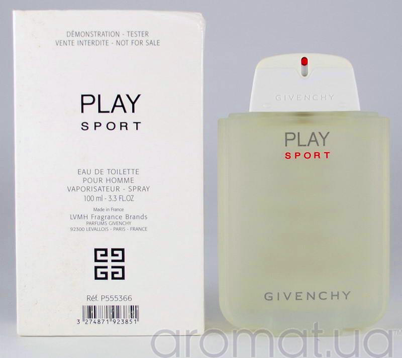 Givenchy Play Sport Тестер