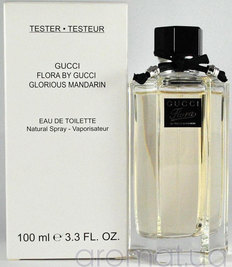 Gucci Flora By Gucci Glorious Mandarin Тестер