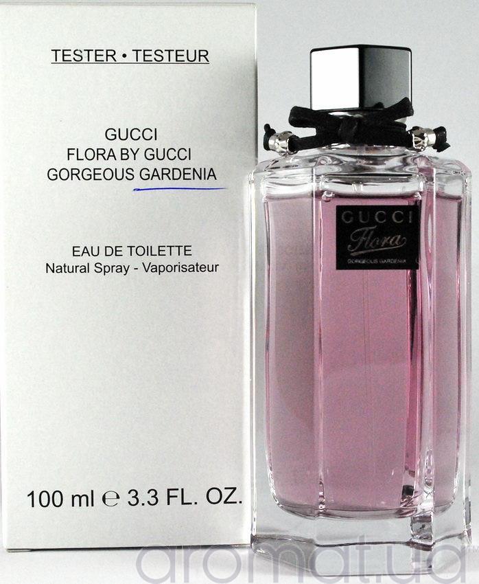 Gucci Flora By Gucci Gorgeous Gardenia Тестер